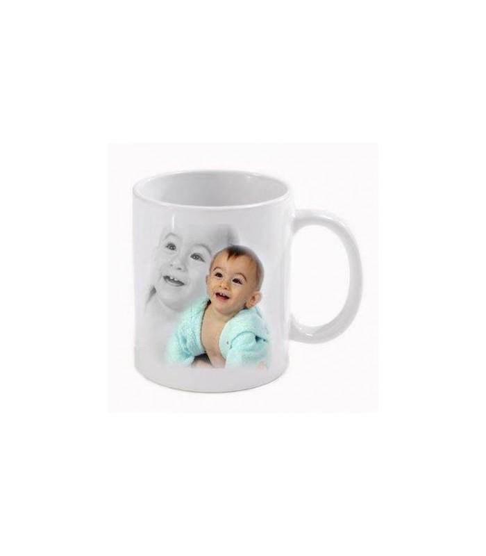 Photo sur un mug, belle idee de cadeau personnalisé