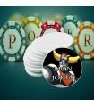 Jeton de poker personnalisé
