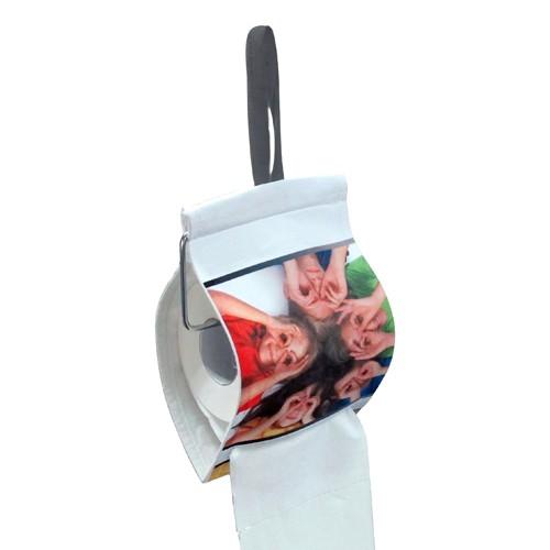 porte papier toilette personnalis photo rangez votre pq avec photos. Black Bedroom Furniture Sets. Home Design Ideas