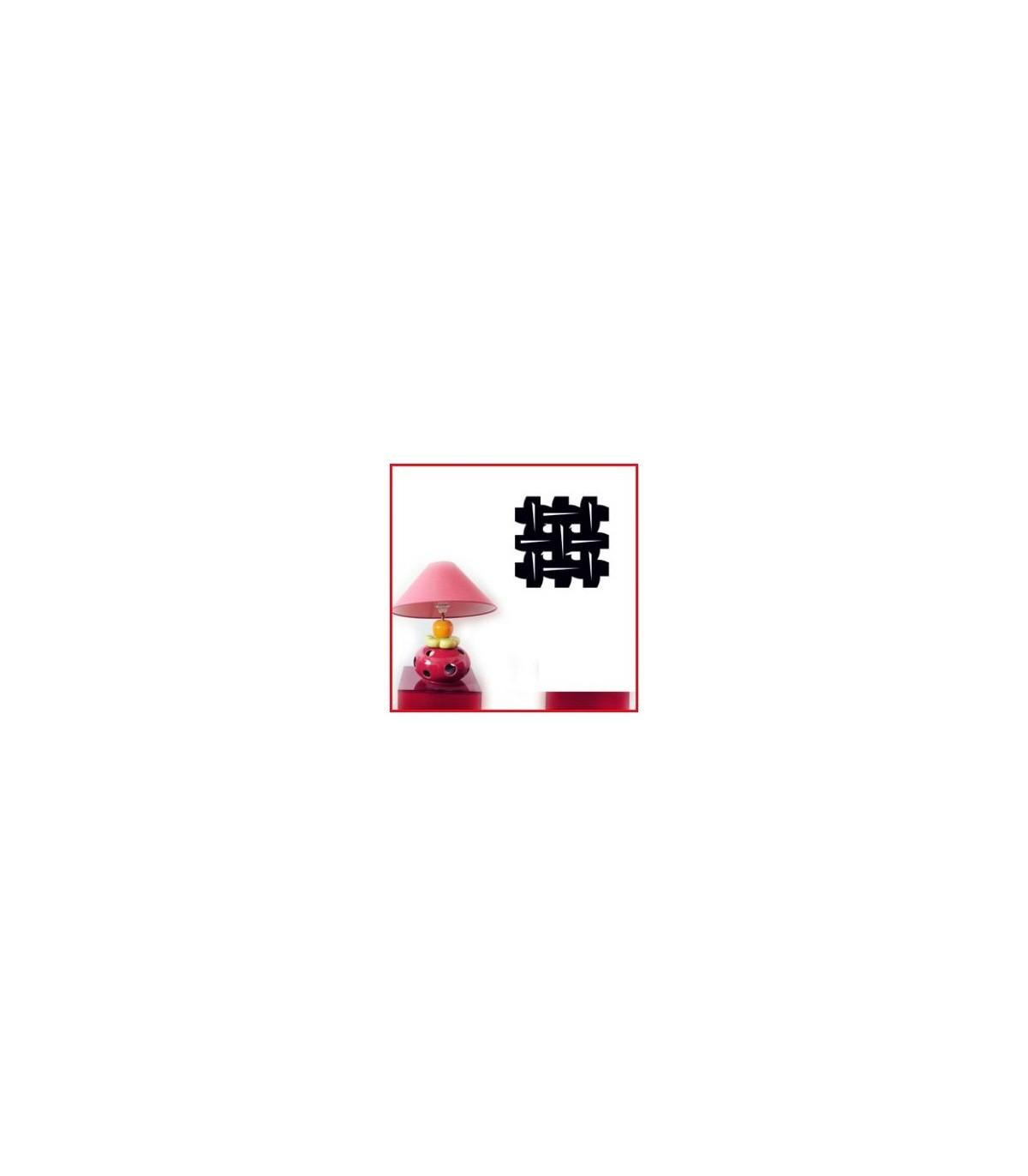 Sticker geometrique 4