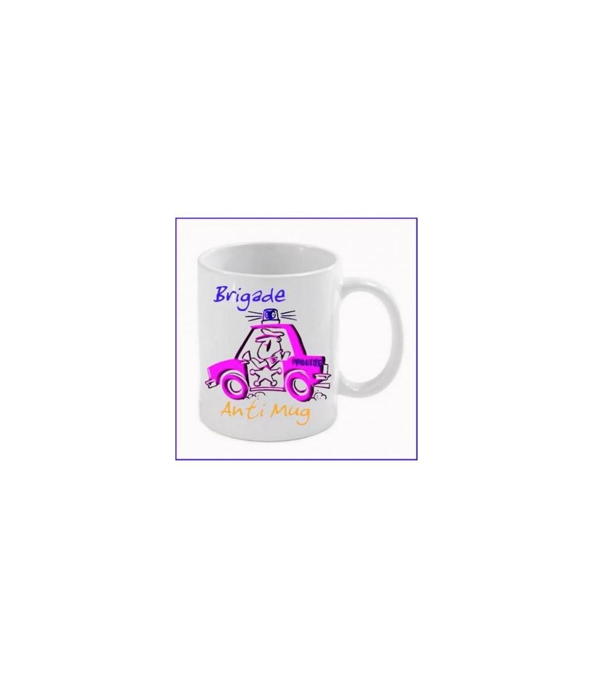 Mug original  brigade anti mug