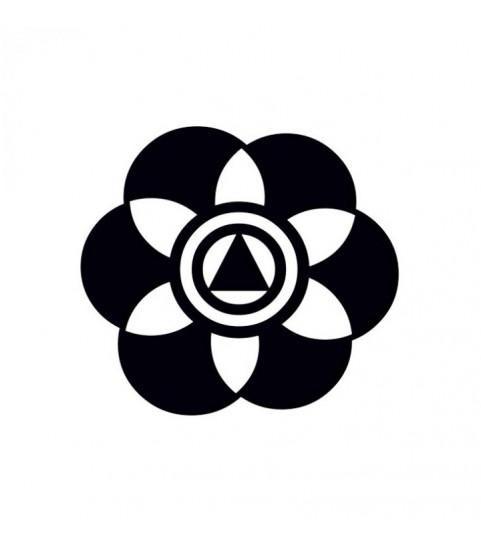 sticker géométrie 15