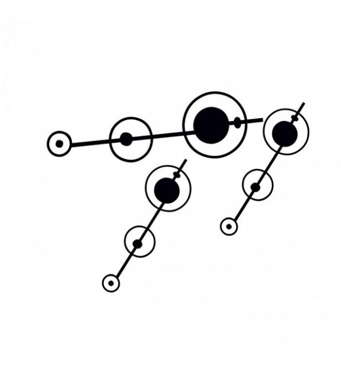 sticker géométrie 16