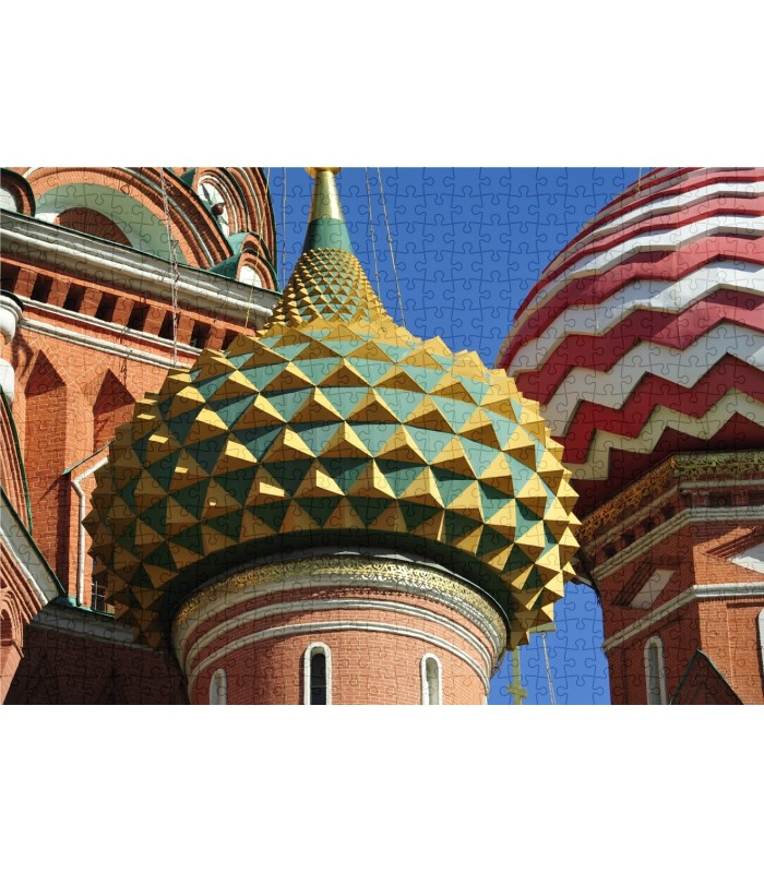 Puzzle moscou