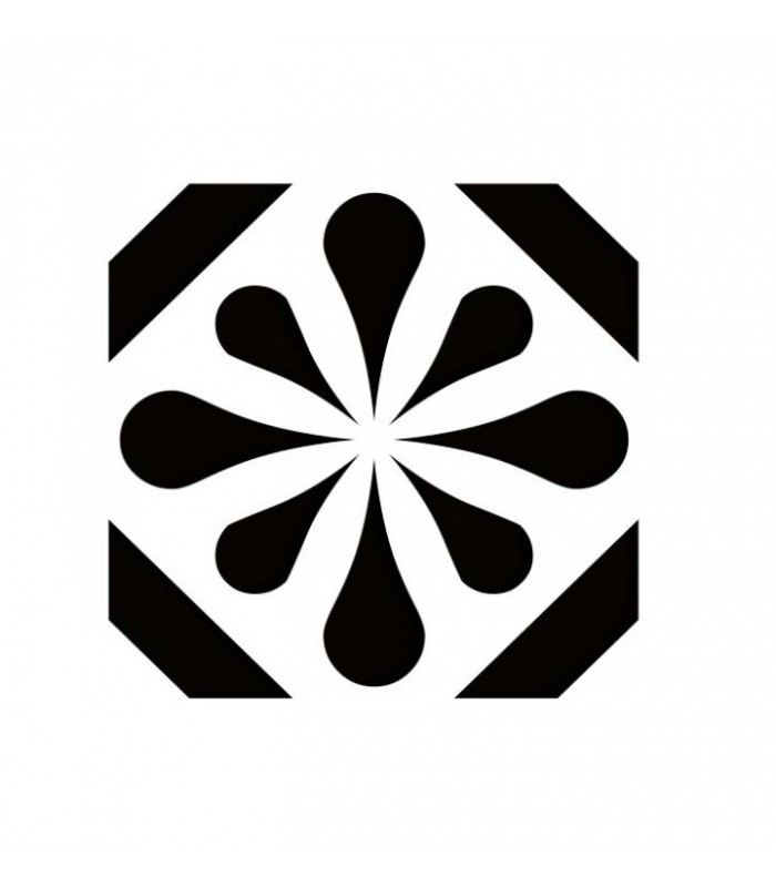 sticker géométrie 26