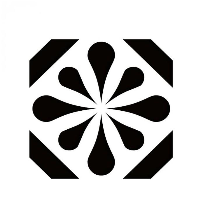 Sticker geometrique 26