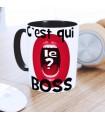 Mug pour le patron