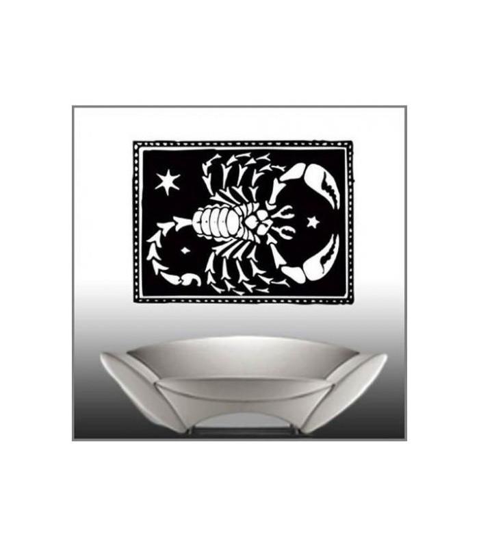 sticker scorpion