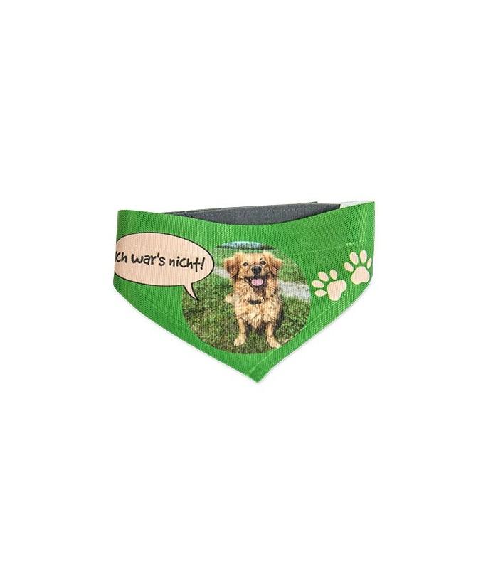 Bandana personnalisé pour chien