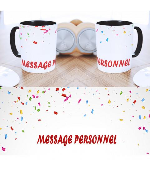Mug message personnel
