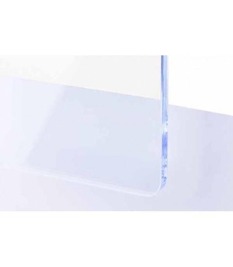 Marque table plexiglas
