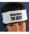Bandeau de tête personnalisé