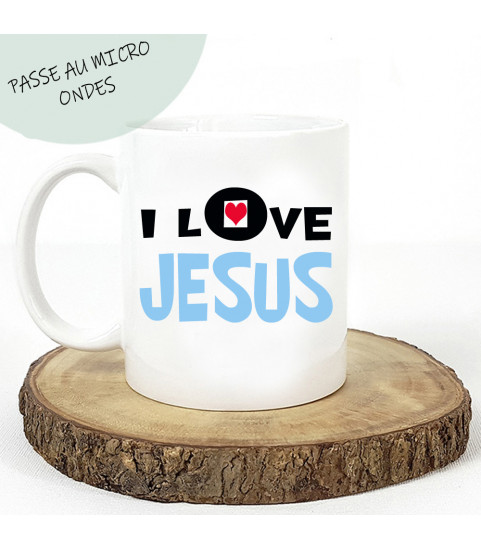 mug aimer jesus