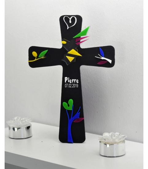 Croix de jesus contemporaine
