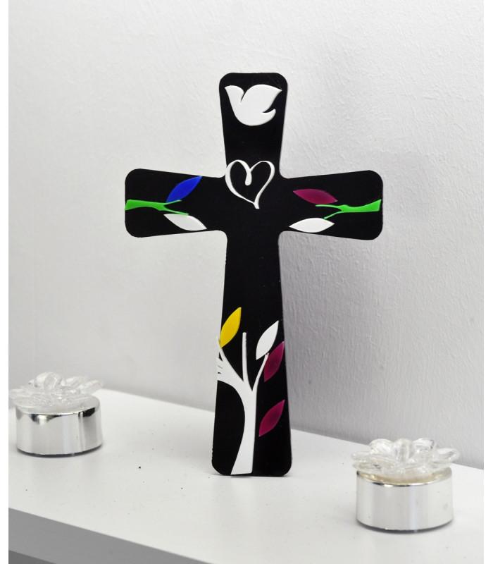 Croix originale Jésus