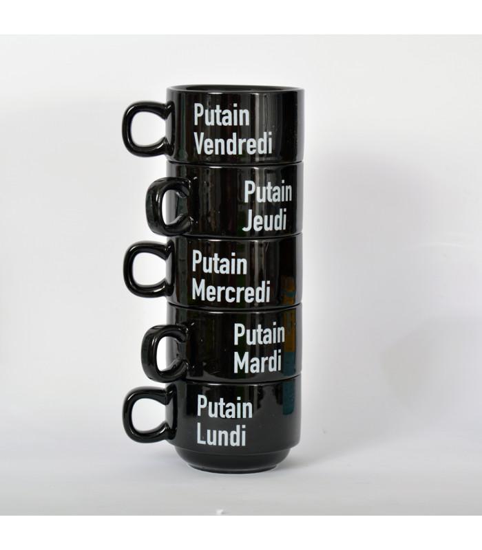 Les putains de tasses à café