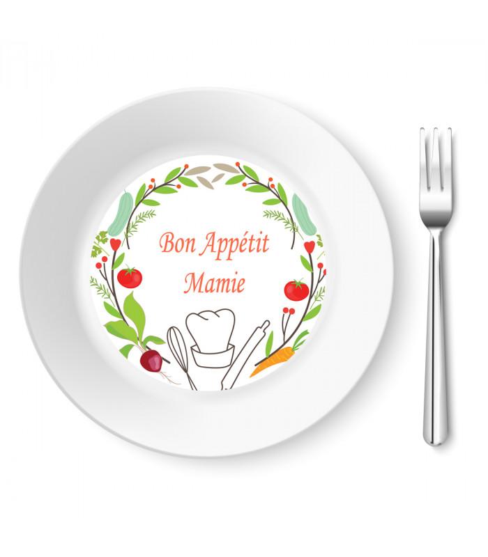 assiette bon appetit
