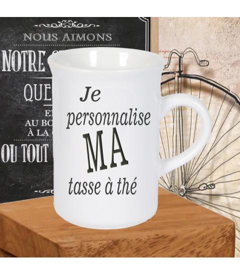 tasse a thé personnalisée