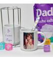 Set de 2 mini mugs photo
