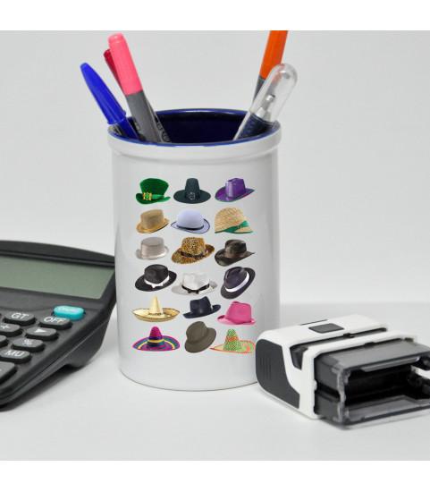 Le pot  a crayons personnalisé