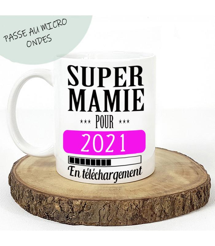 mug super mamie