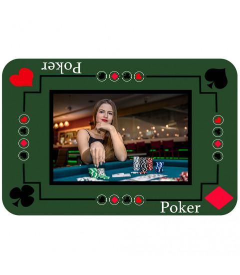 votre tapis de poker personnalisé