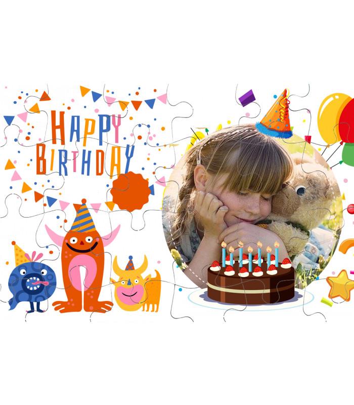 carte enfant anniversaire