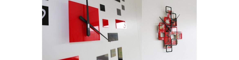 Horloges et miroirs personnalisés