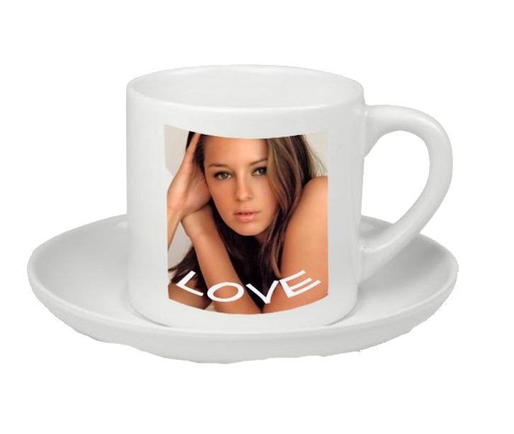 tasse avec photo