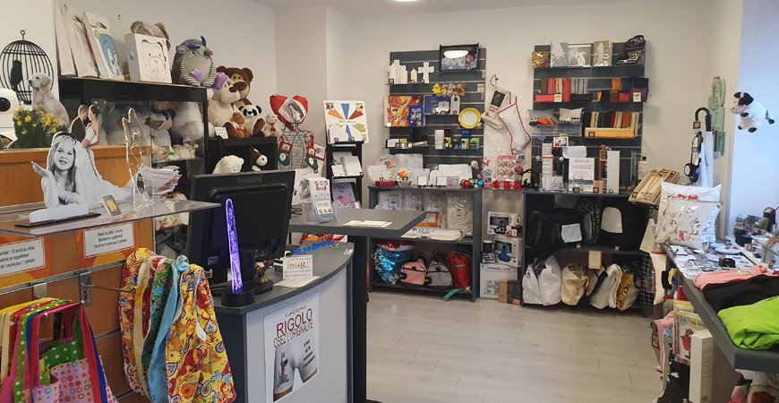 Laboutiquekdo, c'est aussi un showroom